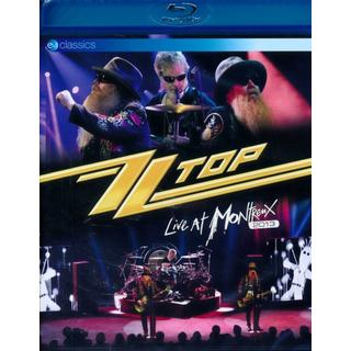 Zz Top: Live At Montreux 2013 [Blu-ray] [Region A & B & C]